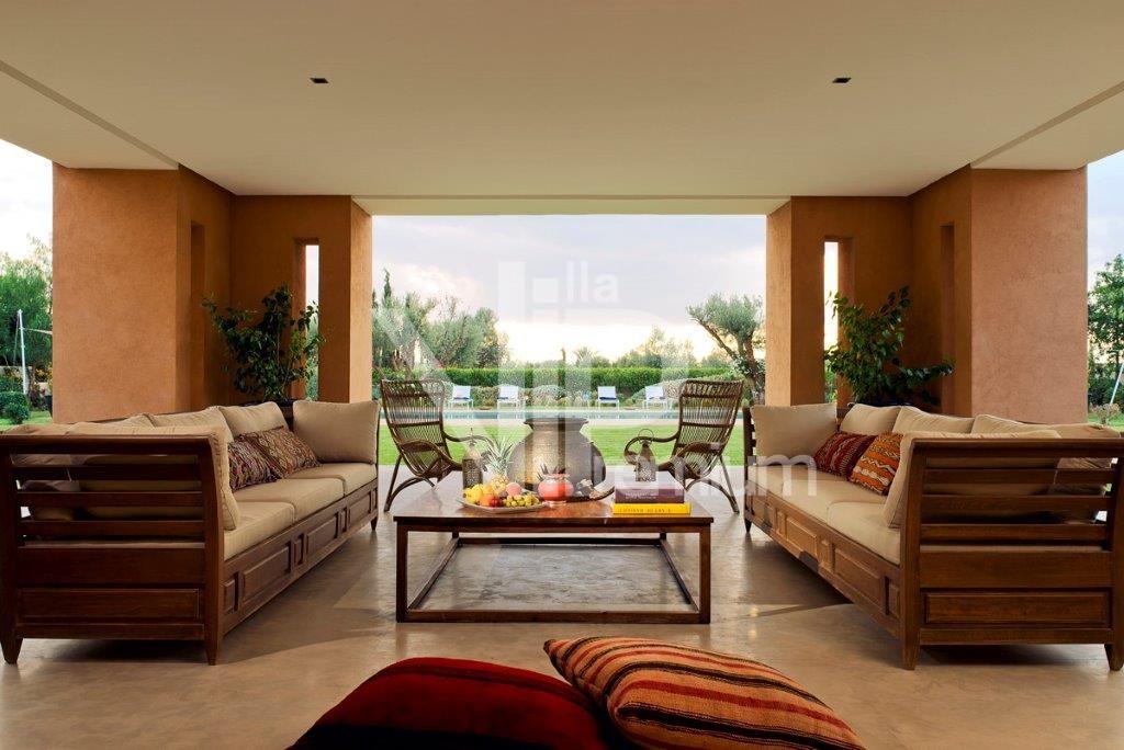 Villa d'exception, Golf d'Al Maaden