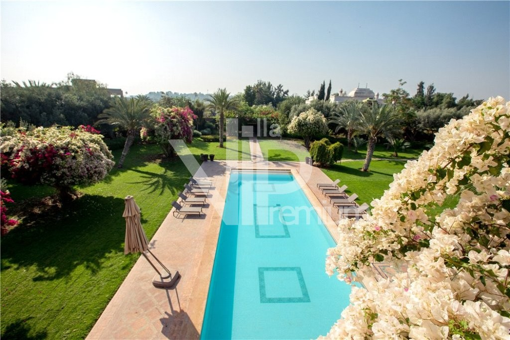 Villa d'exception, Amelkis