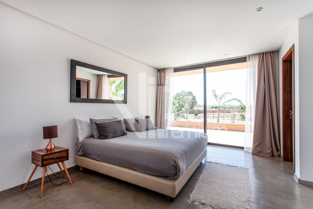 villa de luxe, Golf d'Amelkis