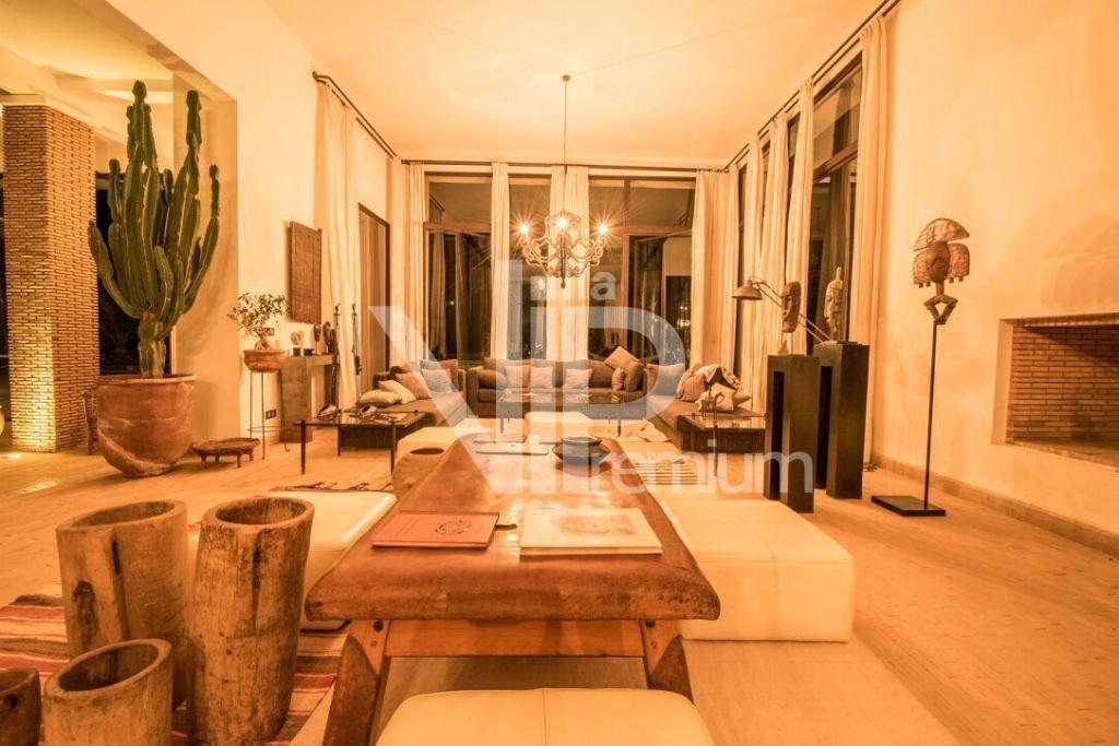 Villa d'exception, Palmeraie