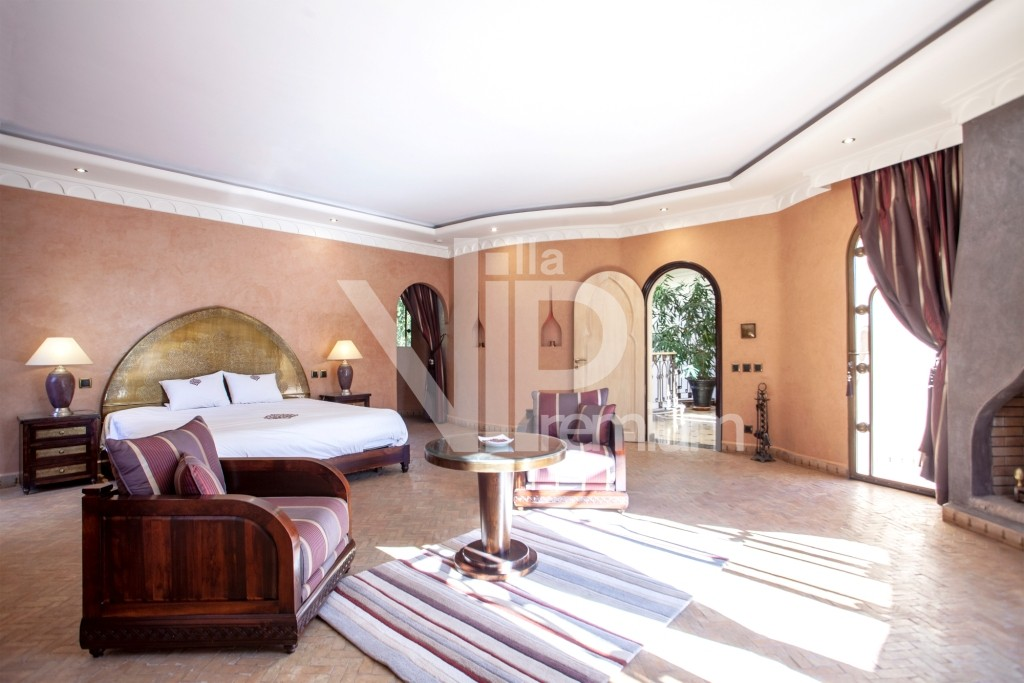 Villa d'exception, Route de Fès