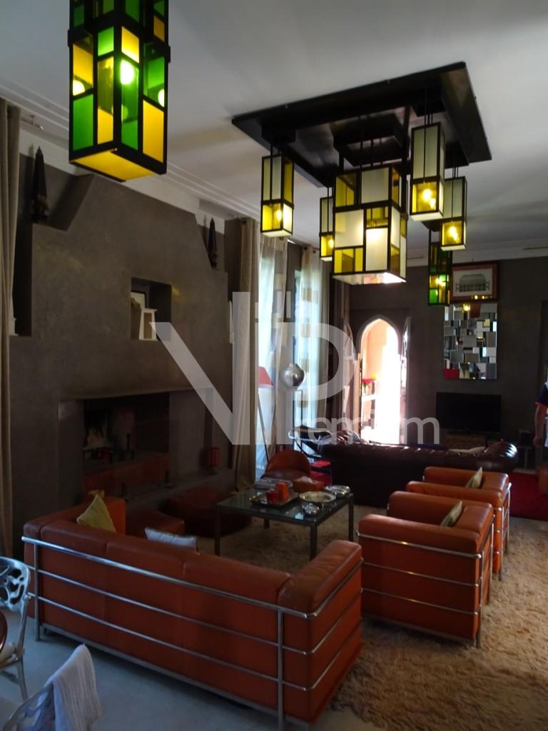 Villa d'exception, Route de l'Ourika