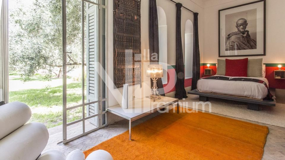 villa de luxe, Route de Ouarzazate