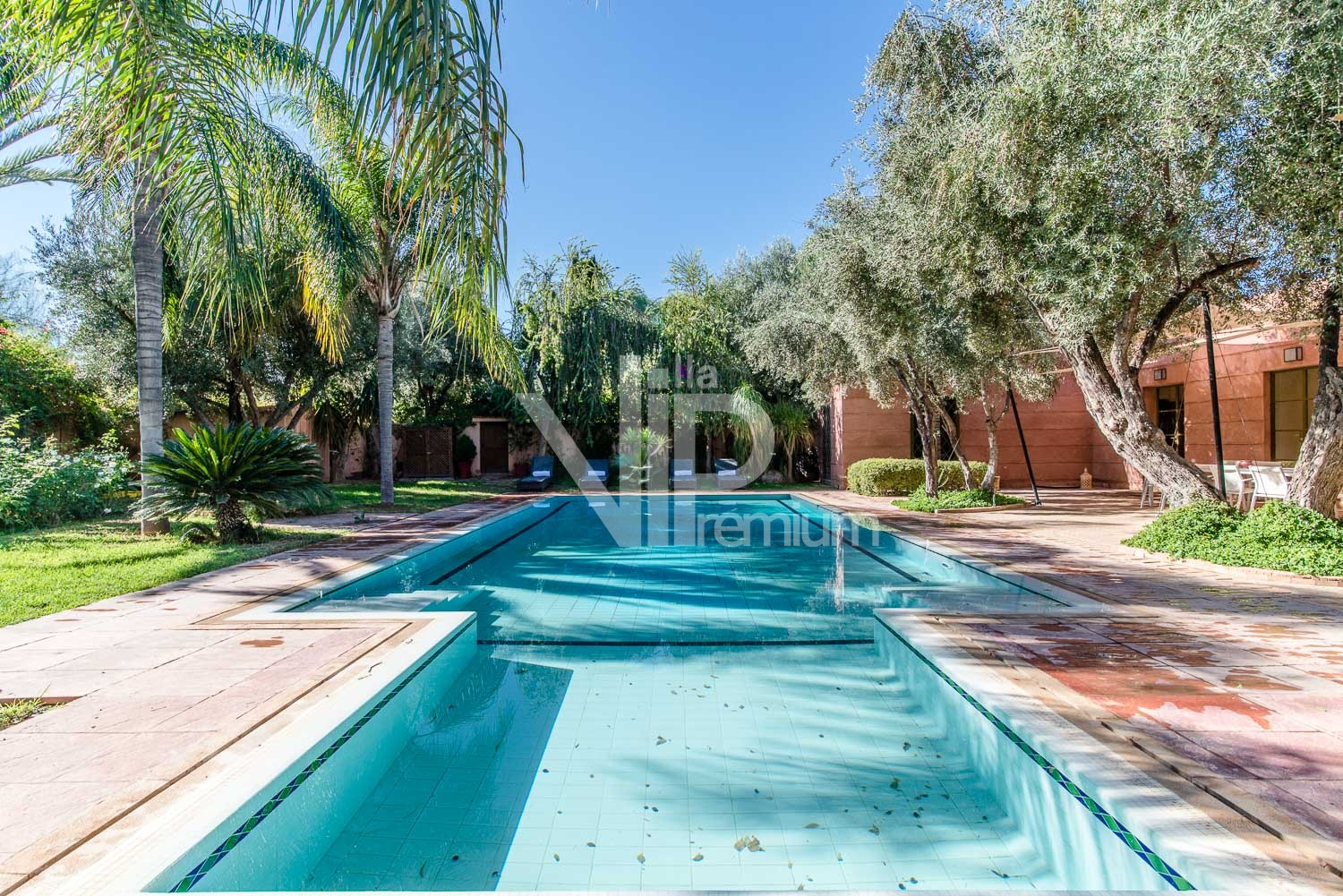 location villa luxe marrakech