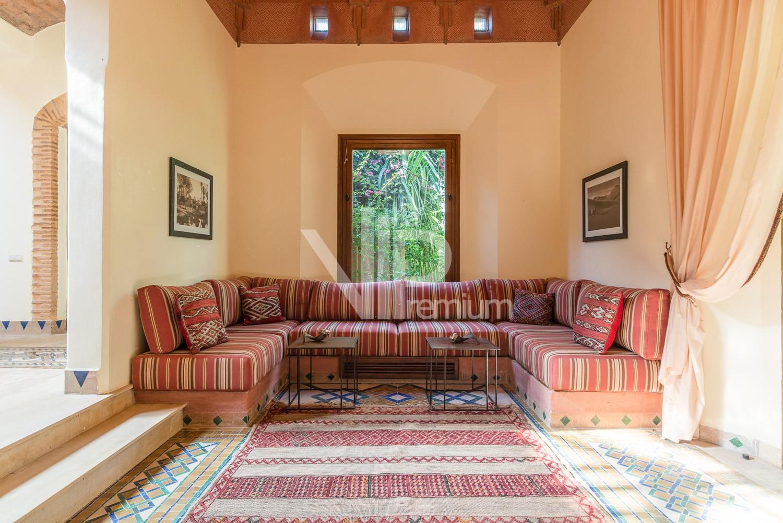 Villa d'exception, Golf d'Amelkis