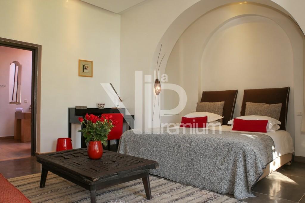 villa de luxe, Route d'Amizmiz