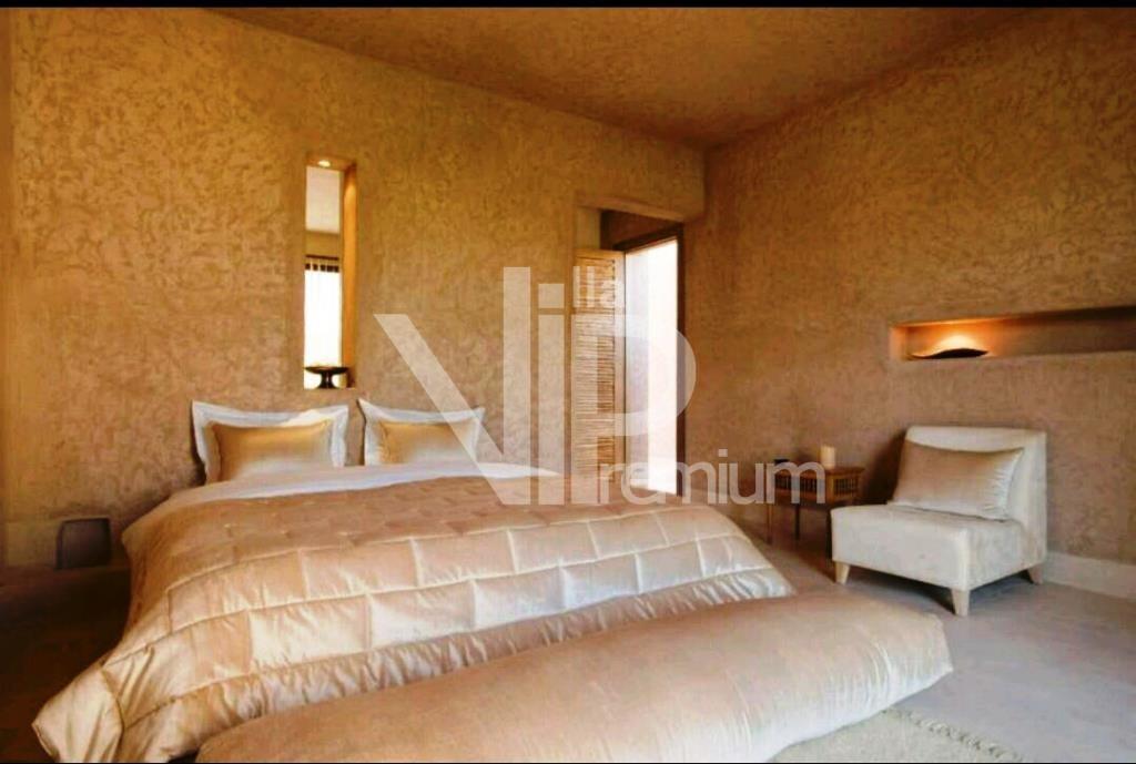 villa de luxe, Route de l'Ourika