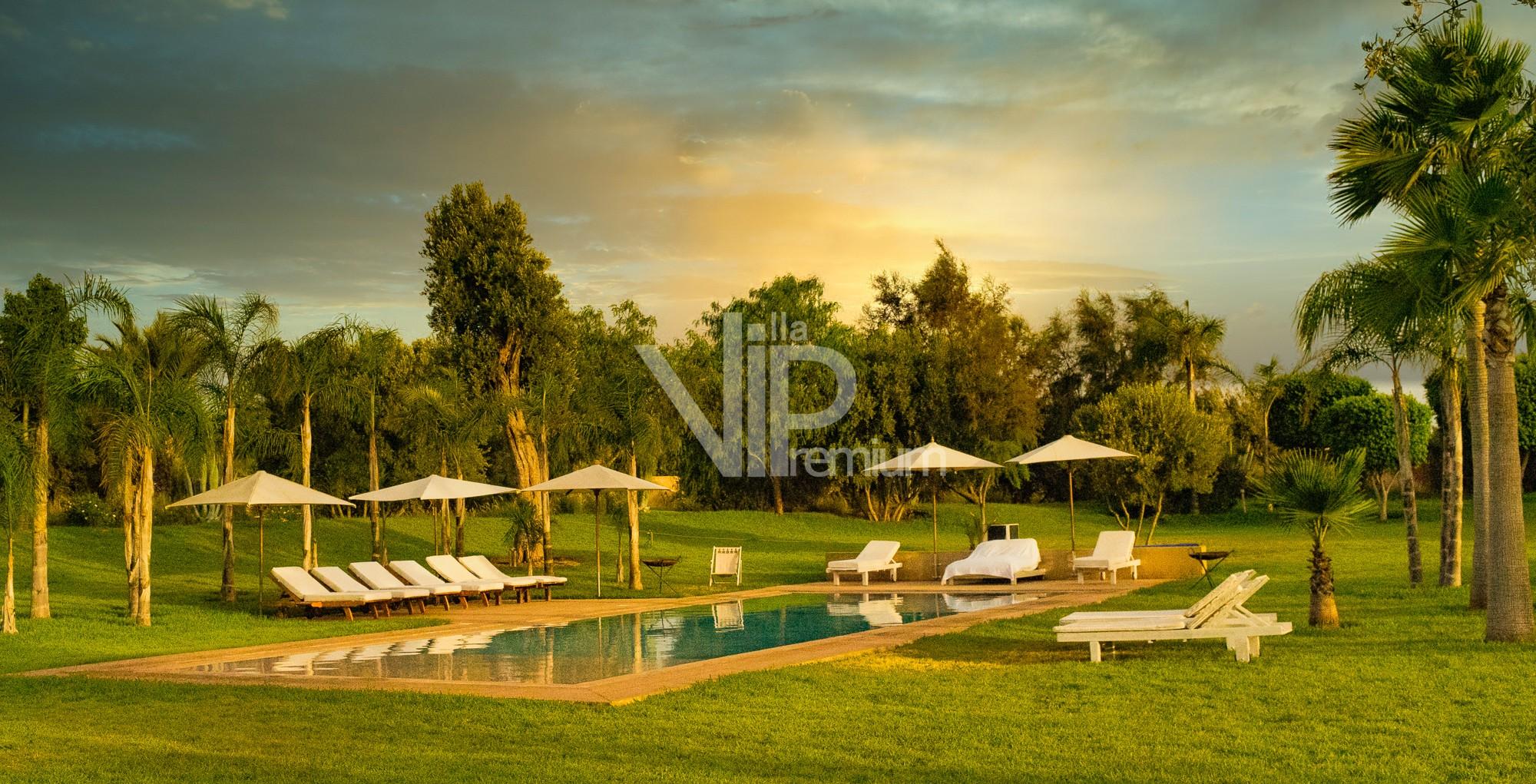 villa de luxe, Royal Palm et ses environs
