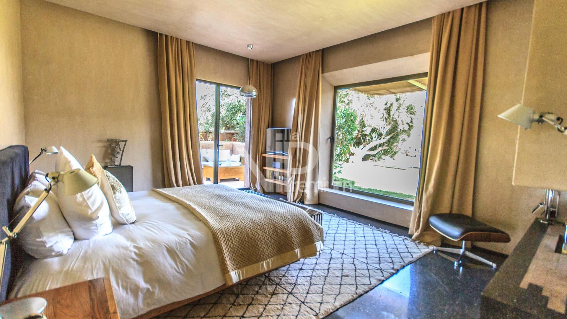 Villa d'exception, Route d'Amizmiz