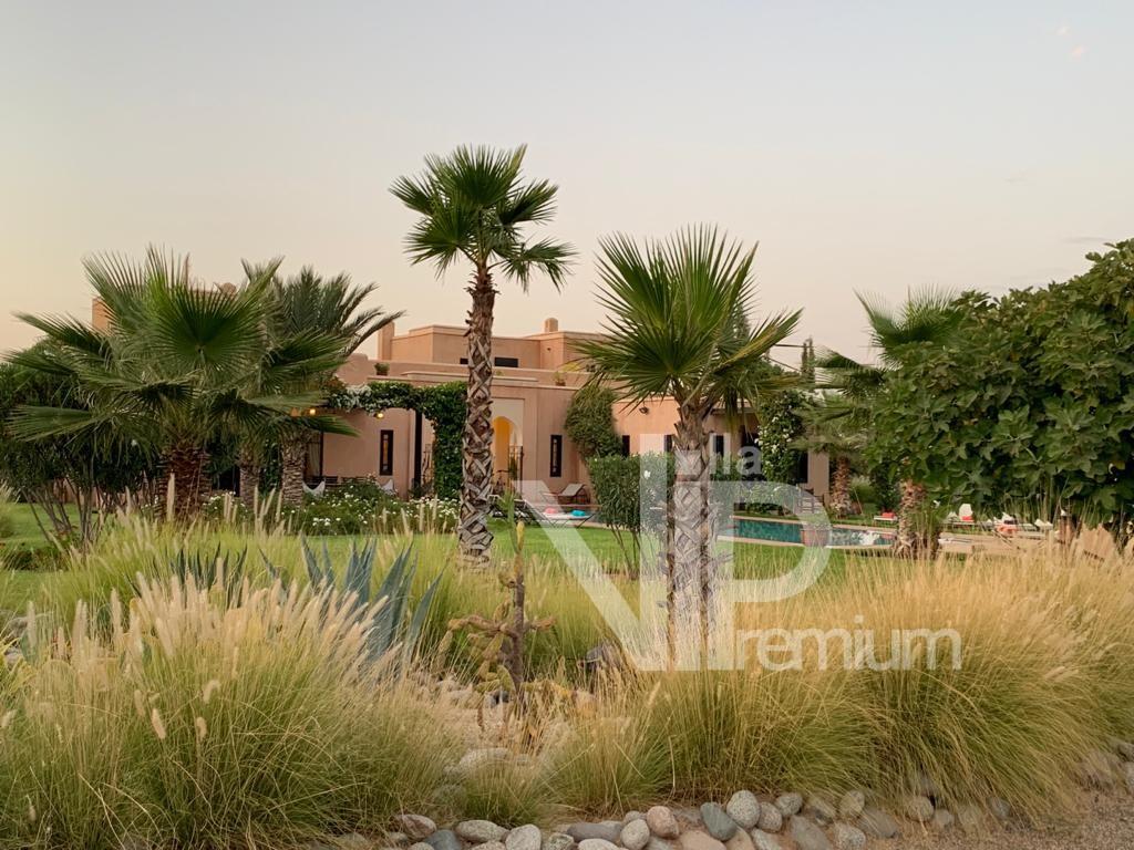 Villa d'exception, Route de Ouarzazate