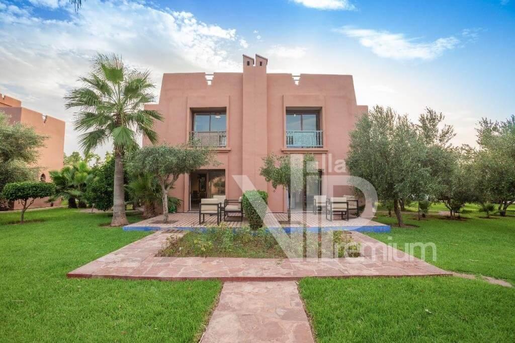 meilleures villas Marrakech