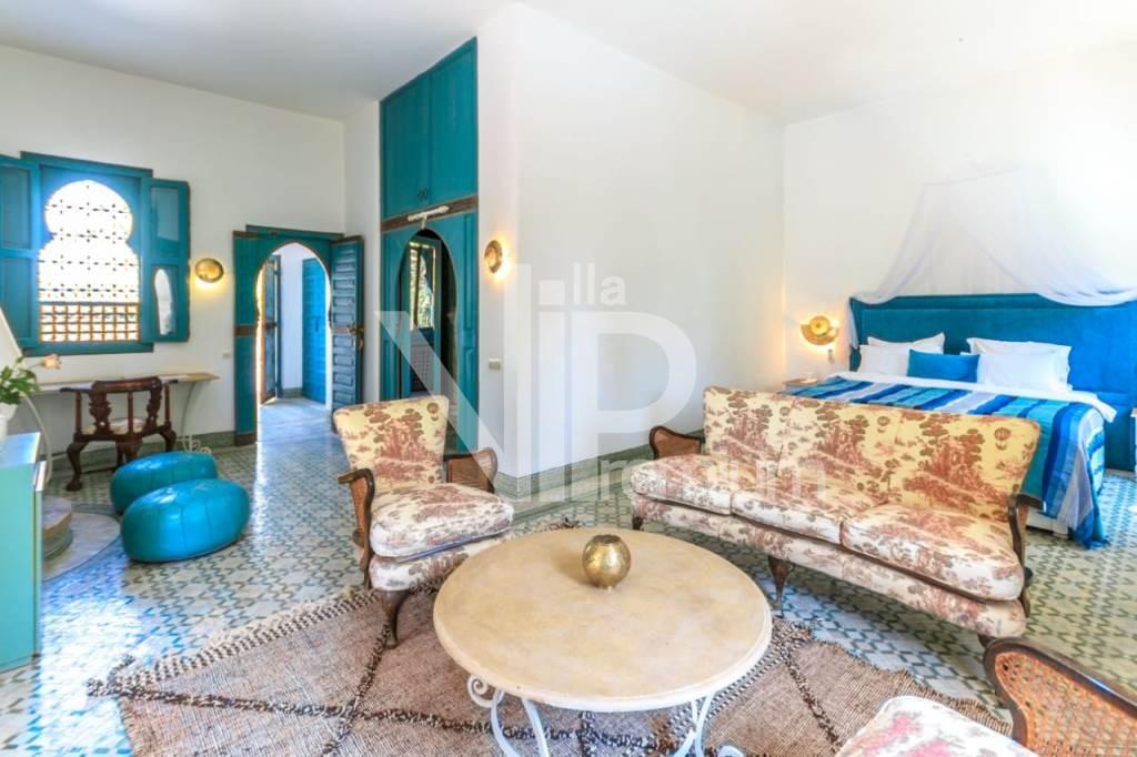 villa de luxe, Palmeraie